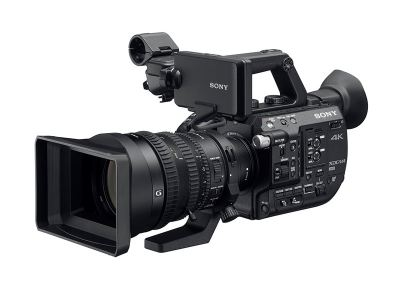 Sony PXW-FS7 Box Review