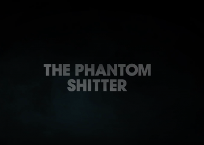 The Phantom Shitter: Trailer