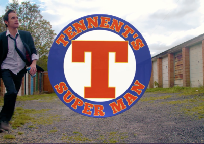 Tennants Super Man